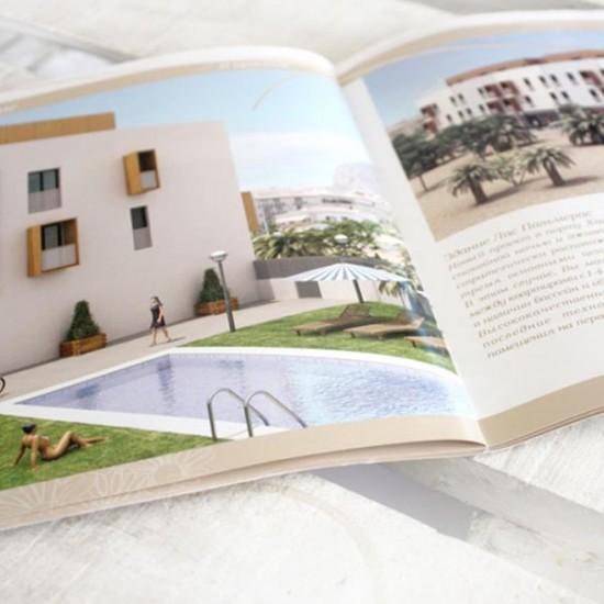 Diseño editorial. Catálogo MG