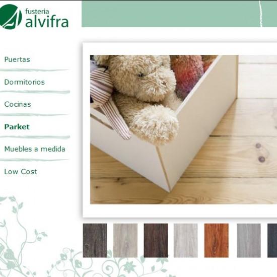 Web Alvifra