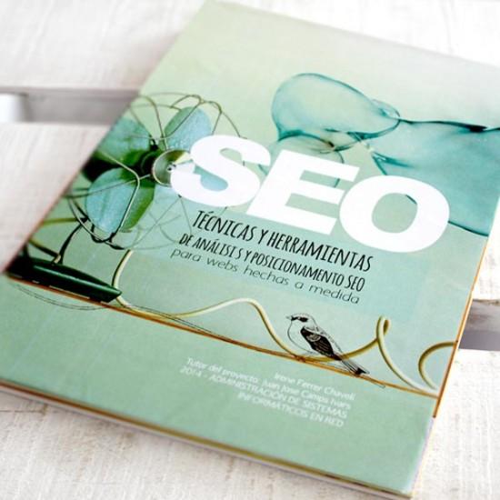 Diseño libro SEO
